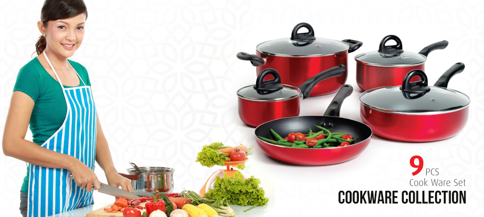 cookware in dubai